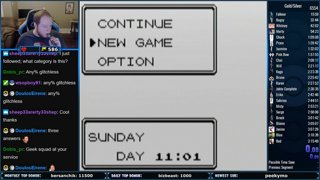 Pokemon Gold Speedrun in 3:15:40! (Personal Best)