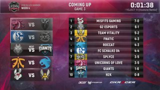 (REBROADCAST) EU LCS Summer: Week 4 Day 2