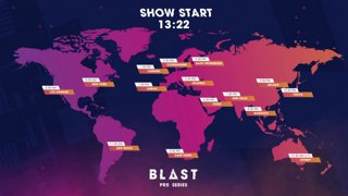 Højdepunkt: BLAST Pro Series Lisbon - A Stream: FaZe Clan vs. Cloud9