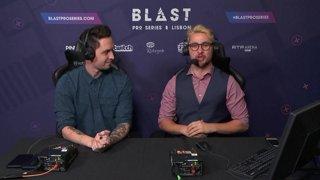 BLAST Pro Series Lisbon 2018 - Grand Final: Astralis vs. Na'Vi (Map1)