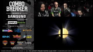 CB 2019 SSBU - Esam & MVD Vs. Maister & NuhuhSmash Ultimate Tournament Winners Semis