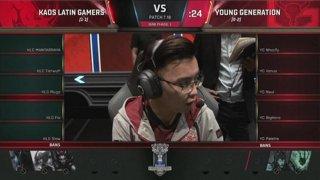 KLG vs YG - P2