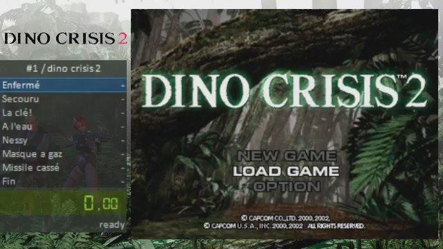 Dino crisis 2 (pc - normal mode) 1:15:09