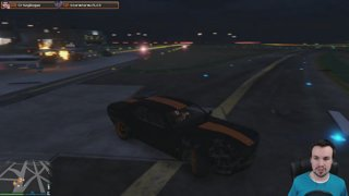 GTA V PC - Runway Rockets