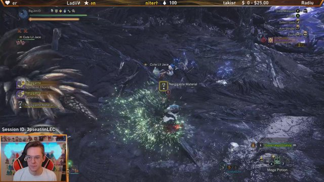 PC \\ HR100 Quest then Kulve viewer !sessions \\  [SOV] [RamFam] [TeamPK]
