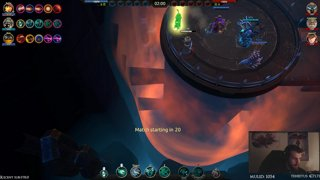 [Battlerite] 2 Tournament level games