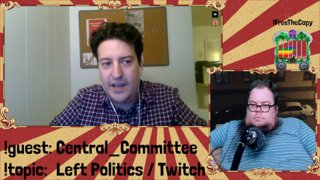 Highlight: 🖤🌈🖤 Interview with Central_Committee / @Mike_from_PA a political adviser and activist, frequent caller on Majority Report. 🖤🌈🖤