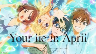 Your Lie in April - Orange