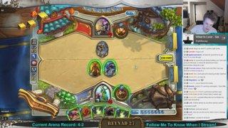 Game Two Reynad Vs Kripp Hearthstone