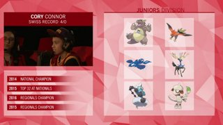2016 Pokémon US National Championships VG Juniors Finals