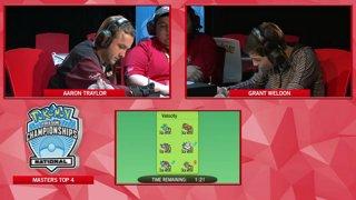 2016 Pokémon US National Championships VG Masters Top 4 - Match A