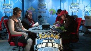 2016 Pokémon US National Championships VG Masters Top 4 - Match B