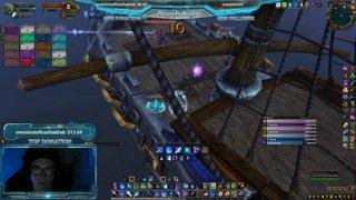Mythic Blockade - Frost Mage PoV