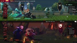 1  Mineski vs.  Tigers | MDL Disneyland® Paris Major SEA Quals | by Кристальный