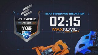 The ELEAGUE Cup: Rocket League 2018 begins, Friday November 30th at 2pm ET