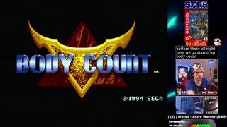 SEGA Crusade #830 - Bodycount (SCH) - Genesis - part 1