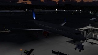 [P3D] Takeoff + Departure | SAS4414 - Tromso to Svalbard!
