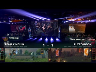 видео: FlyToMoon vs Team Kinguin, game 3