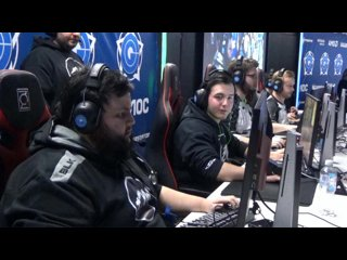 AOC CGPL Winter Finals - Chiefs ESC VS Tainted Minds Game 1