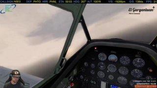 Full VFR Approach PHNL VATSIM Event