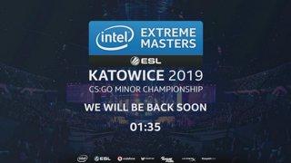 IEM Katowice 2019 - CIS Minor   Team Spirit vs AVANGAR   Dzień 3