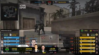 FORTUNA COOL CS:GO Liga - 3. kolo - Team Brute.XPG vs. Team Gravity