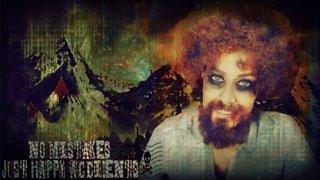 Zombie Bob Ross Cosplay - #zombie #bobross #cosplay