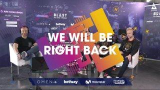 Højdepunkt: BLAST Pro Series Madrid - BLAST Backstage Ence