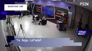 LeFede con Lula y Mica en vivo!