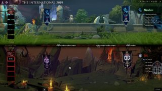 The International 9 | Main Event Day 3 | OG vs Newbee | Caster: Kỳ Anh ft Trung Anh