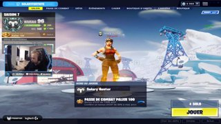 MON CASIER FORTNITE +3000€