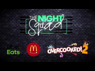 FULL EPISODE: Lunch Squad Uber Eats x McDonald's special with SNORT Comedy