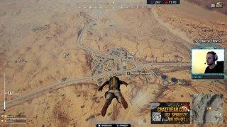 PUBG FPP Duo Game #1 | 12 Kills Win | Desert Map Miramar AWM