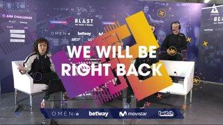 Astralis | BLAST Pro Series Madrid - BLAST Backstage