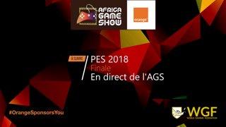 Africa Game Show - PES 2017 - Finale Madaralemal VS Gulas