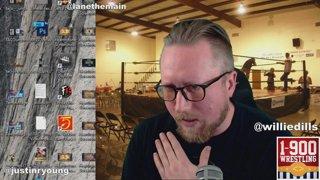 1-900-Wrestling w/ Jury and Lane