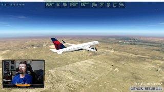 JonFly - FlyJSim 727 and Active Sky XP / SkyMaxx Pro 4 7 3 - Twitch
