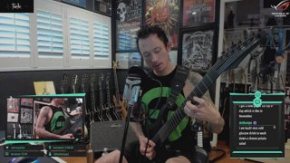 Matt Heafy (Trivium) -  Daily Practice w/ sub requests!