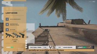 (EN) The Final Tribe vs Izako Boars | map 1 | Loot.bet/CS Season 3 | by @oversiard & @VortexKieran