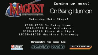 MAGFest 12 - Main Stage Saturday