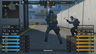 LIVE: CS:GO - ORDER vs. Chiefs | Grayhound vs. Athletico - ESL Pro League Season 9 - ANZ Round 2