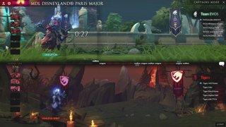 1 EVOs vs. TNC Tigers | MDL Disneyland® Paris Major SEA Quals | by Кристальный