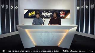 Team Empire vs. Natus Vincere – Rainbow Six Pro League – Season X – EU