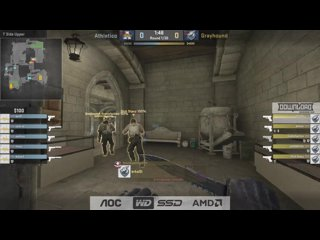 WD SSD CGPL Autumn Wk3 - AThletico VS Grayhound Match 2