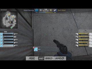 WD SSD CGPL Autumn Wk3 - DarkSided VS Avant Match 2
