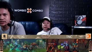 [FIL] TNC vs Invictus Gaming | Game 2 | Asia Pro League | Group Stage | by Loot.bet