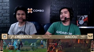 [FIL] Execration vs Waooo | Asia Pro League | Game 1 | Group Stage | by Loot.bet