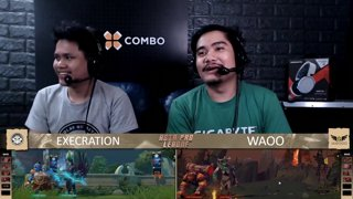 [FIL] Execration vs Waooo | Game 2 | Asia Pro League | Group Stage | by Loot.bet
