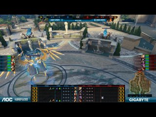 AOC CGPL Winter SMITE Wk1 - Legacy VS Kanga Game 2