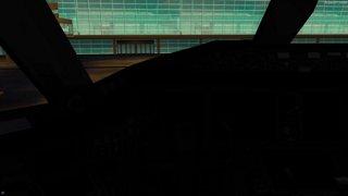 Benzhangar - VATSIM AAL3101 SBGL Departure  - Twitch